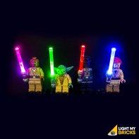 Lumières Pour LEGO Star Wars Sabres laser