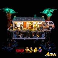 Lumières Pour LEGO Stranger Things 75810