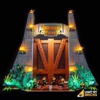 Lumières Pour LEGO T-Rex Rampage 75936