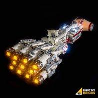 Lumières Pour LEGO Tantive IV 75244