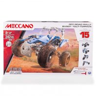 Meccano Buggy 15 models