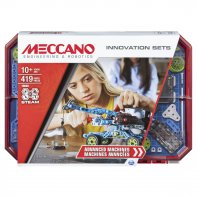 Meccano Gear and motor Set 7 6052622