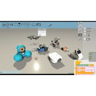 Miranda robotic Simulation Software