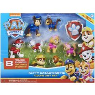 Multipack Paw Patrol Action Figures