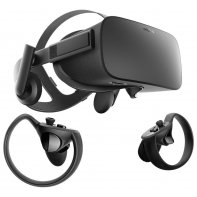 Oculus Rift VR Headset And Touch Bundle