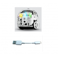 Ozobot Evo pack and USB cable