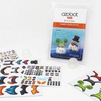 Pack Accessoire Autocollants Pour Ozobot EVO