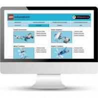 Pack D'Activités Kit Energies Renouvelables LEGO® Education (Version Numérique)