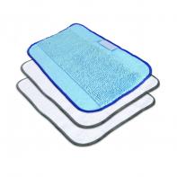 Pack de 3 lingettes microfibres mixtes