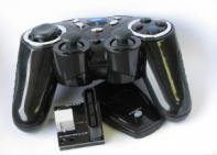 Pack de contrôle sans fil avec manette