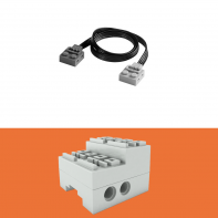 Pack Sbrick + câble LEGO