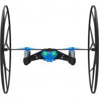Parrot Minidrone Rolling Spider Bleu