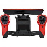 Parrot Skycontroller Rouge Pour Bebop Drone Rouge