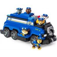 Pat Patrouille Police Cruiser Chase