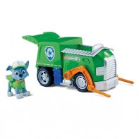 Paw Patrol Rocky vehicle and figure