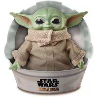 Peluche Yoda l'enfant Star Wars The Mandalorian
