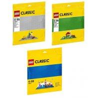 Plaque De Base Verte LEGO Classic 10700