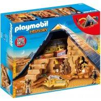 Playmobil 5386 Pyramide Du Pharaon