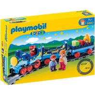 Playmobil 6880 Star Train And Passengers