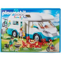 Playmobil 70088 Family And Camper Van