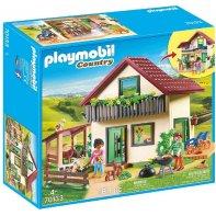 Playmobil 70133 Maisonnette des fermiers