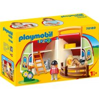 Playmobil 70180 Transportable Riding School