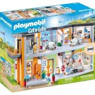 Playmobil 70190 Grand Hopital Aménagé