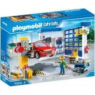 Playmobil 70202 Car Garage