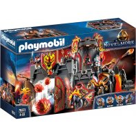 Playmobil 70221 Forteresse Volcanique Burnham Raiders