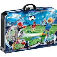 Playmobil 70244 Transportable Soccer Field