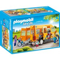 Playmobil 9419 School Bus