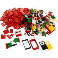 Portes, Fenêtres Et Tuiles De Toit LEGO® Education