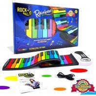 Raimbow Piano Rock and Roll it