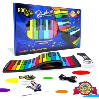 Raimbow Piano Rock And Roll It MukikiM