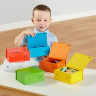 Rainbow Recordable Talking Boxes TTS
