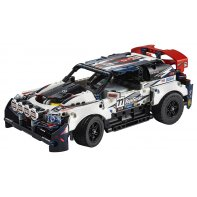 Rally Car LEGO Technic 42102