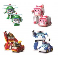 Robocar Poli Transformable Vehicles