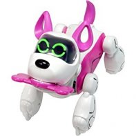 Robot Chien Pupbo Rose