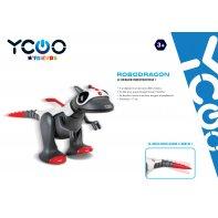 Robot jouet Dragon Ycoo face