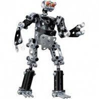 Robot Métal Noir
