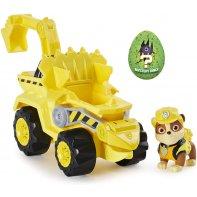 Ruben Pat Patrouille Dino Rescue Figurine et véhicule