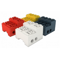 SBrick 4 Colorful Cases
