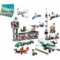 Set Espace Et Aéroport LEGO® Education