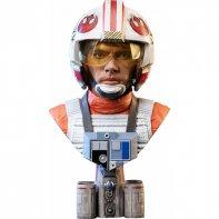 Statue Luke Skywalker Pilot Star Wars Episode IV
