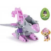 Stella Pat Patrouille Dino Rescue Figurine et véhicule