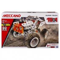 Super Truck meccano 15 models to build