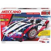 Supercar 25 Motorized models Meccano