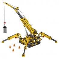 The spider crane V29 LEGO Technic 42097