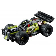 TOUT FEU! LEGO Technic 42072