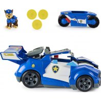 Transformable vehicle Chase Paw Patrol The Movie